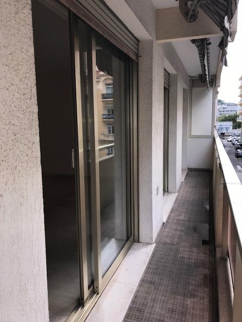 Balcon sud 7m²